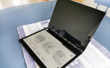 Lenovo Yoga Book C930 - Test - Så hur är den som ritplatta?