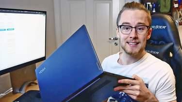 Lenovo Yoga Slim 7 - Test - snygg och rejäl arbetsdator