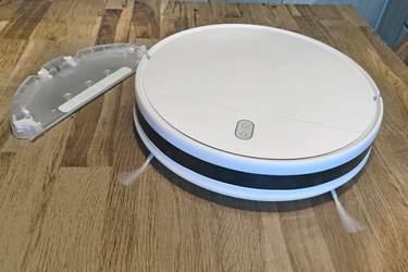 Mi Robot Vacuum Mop Essential - Test - Enkelt underhåll