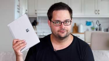 Microsoft Surface Go 2 - Test - datorn som blev sin egen nemesis