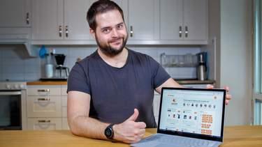 Microsoft Surface Laptop 2 - Test - en riktigt välgjord laptop