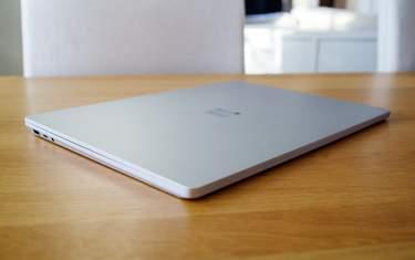 Microsoft Surface Laptop 3 - Test - Solid som ett stycke aluminium