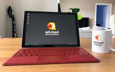 Microsoft Surface Pro 7 - Test - Finjusteringar och puts