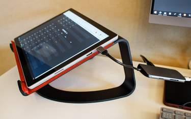 Microsoft Surface Pro 7 - Test - USB-C till allt, alltid!