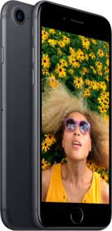 iPhone 7 32GB Black 3-låst Beg (VMB)