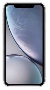 iPhone XR 256GB Vit