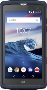 """Smartphone Outdoor 5 """" Core X3 16 GB Svart"""