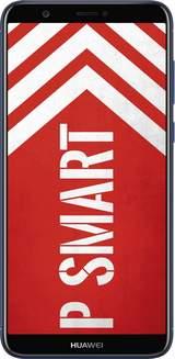 P Smart - Blue (Dual SIM)