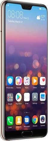 P20 Dual SIM 128GB en mobiltelefon från Huawei
