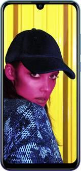 "P-Smart 2019 4G Smartphone Dual-SIM 64 GB 15.8 cm(6.21 "") 13 Megapixel, 2 MegapixelAndroid 9.0Aurora-bl"