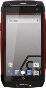 "IS730.2 Ex-skyddad smarttelefon Minus zon 2, 22 12.7 cm (5 "")"