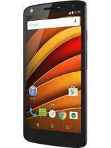 Moto X Force 32GB - Black