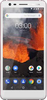 3 - Android One - iron white - 4G LTE - 16 GB - GSM