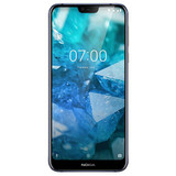 7.1 Dual SIM 64GB en mobiltelefon från Nokia