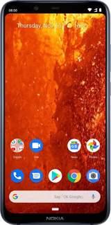 8.1 64gb Dual-sim Bl en mobiltelefon från Nokia