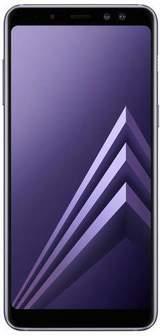 """4G Smartphone 5.6 """" Galaxy A8 2018 (EU) 32 GB Grå"""