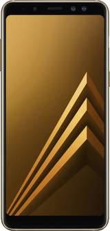 "4G Smartphone 5.6 "" Galaxy A8 2018 (EU) 32 GB Guld"
