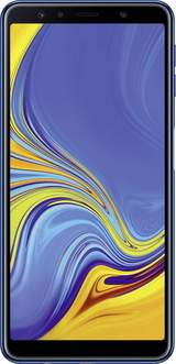 """4G Smartphone 6 """" GALAXY A7 64 GB Bl"""