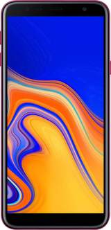 "4G Smartphone 6 "" Galaxy J4+ 32 GB Rosa"