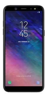 """Galaxy A6 (2018), 5,6"""" infinity display, sAMOLED screen, AR St (SM-A600F"""