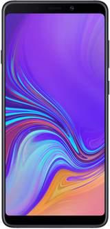 Galaxy A9 (2018) 128GB - Caviar Black