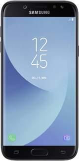 "Galaxy J5, 5,2"" Super AMOLED, 1,6 GHz, CMOS 13,0 MP, svart"