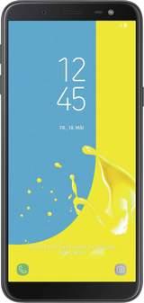 "Galaxy J6 4G Smartphone Dual-SIM 32 GB 14.2 cm(5.6 "") 13 MegapixelAndroid 8.0 OreoSvart"