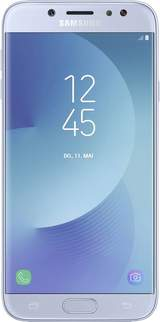Galaxy J7 (2017) - Blue Silver (Dual SIM)