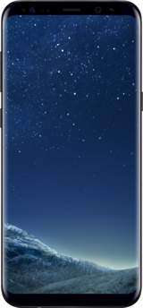 Galaxy S8+ Svart