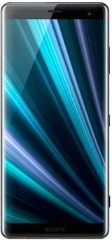 Xperia XZ3 Svart en mobiltelefon från Sony