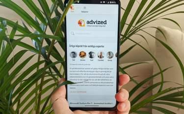 Motorola One Hyper - Test - Godkänd hårdvara