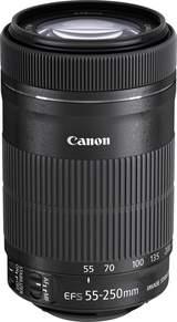 EF-S 55-250 F/4-5.6 IS en objektiv från Canon