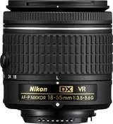 Standard-objektiv Nikon Nikkor AF-P DX G VR f/3.5 - 5.6 18 - 55 mm