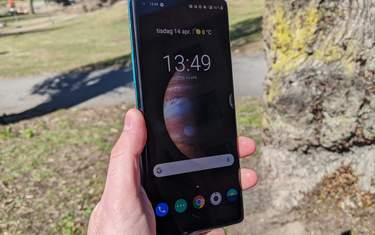 OnePlus 8 Pro - Test - Superb skärm
