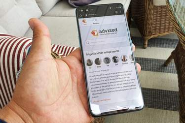 OnePlus Nord - Test - En riktigt grym skärm
