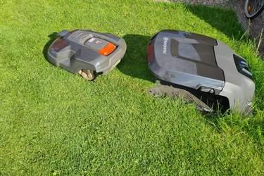 Felsökning av robotgräsklippare - så hittar du kabelbrott - Patrik Hedin guidar