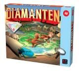 Den Försvunna Diamanten en sällskapsspel från Sällskapsspel
