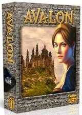 The Resistance: Avalon en sällskapsspel från Sällskapsspel