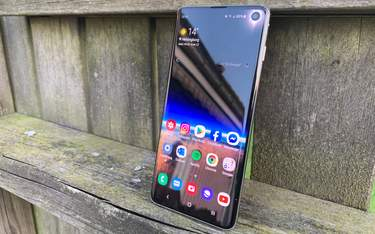 Samsung Galaxy S10 - Test - Batteri