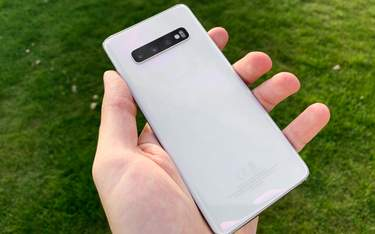 Samsung Galaxy S10 - Test - Byggkvalitet