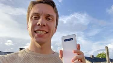 Samsung Galaxy S10 - Test - en modern mobil med massa funktioner