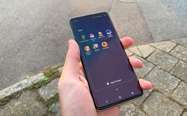 Samsung Galaxy S10 - Test - Prestanda