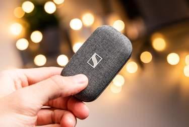 Sennheiser Momentum True Wireless 2 - Test - Batteriprestanda & laddning