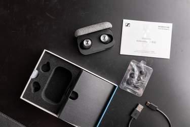 Sennheiser Momentum True Wireless 2 - Test - I kartongen