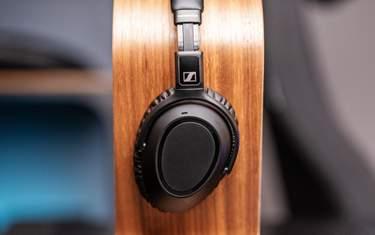 Sennheiser PXC 550-II - Test - Design, kvalitet & komfort