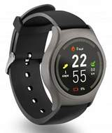 SW201 Smartwatch Svart