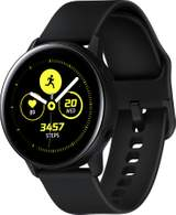 Galaxy Watch Active Black en smart klocka från Samsung