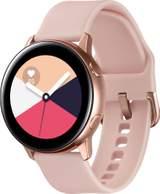 Galaxy Watch Active Rose Gold en smart klocka från Samsung