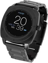 NARA XW Pro Black Chrome - DARK STEEL Smartwatch Svart