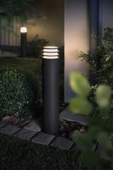 Hue Lucca Post en smart lampa från Philips